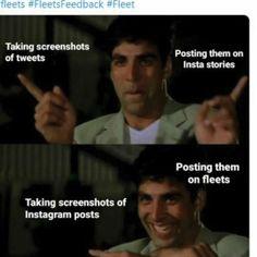 twitter screen shot fleets meme Funny Memes About Work, Work Memes, About Twitter, New Twitter, Shots Meme, Oh The Irony, Social Media Digital Marketing, Life Memes, Insta Story