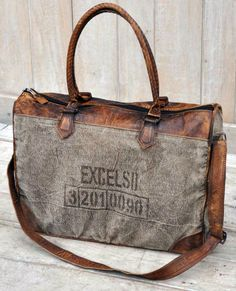 EXCELSO HAND MADE BAG
