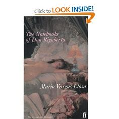 The Notebooks of Don Rigoberto, Mario Vargas Llosa.