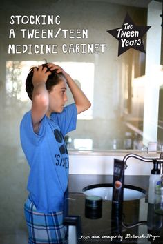 Products for Tween & Teen (including natural deodorant) - Health and Beauty