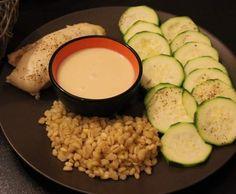 Recette Poulet, courgettes et leur sauce à l'échalote par Papilles-on-off - recette de la catégorie Viandes