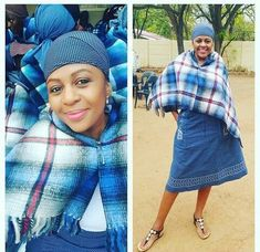 African traditional attire 2019 for black women - fashion ShweShwe 1 - African . - African traditional attire 2019 for black women – fashion ShweShwe 1 – African traditional att - African Wedding Attire, African Attire, African Wear, African Fashion Dresses, African Women, African Dress, Sotho Traditional Dresses, South African Traditional Dresses, Traditional Outfits