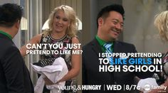 Young and hungry <3