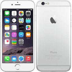 """iPhone 6 16GB Apple Prata - 4G LTE - Wi-Fi - GPS - Câmera de 8MP - Touch ID - 4.7"""" - iOS 8 Compre em oferta por R$ 1499.00 no Saldão da Informática disponível em até 6x de R$249,83. Por apenas 1499.00"""