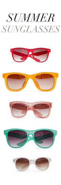 Mango Sunglasses - a perfect gift for the bridesmaids in an afternoon wedding!