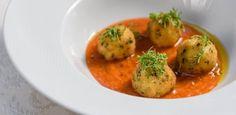 Suco de cenoura com queijo pecorino dourado - UOL Estilo de vida