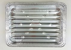 Disposable Aluminum Foil Broiler Baking Cooking Pan  HFA REF  333 25 *** Want additional info? Click on the image.(This is an Amazon affiliate link and I receive a commission for the sales)