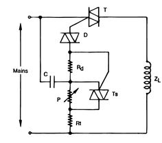 A Triac is a semiconductor device used for switching AC loads. Normally it is recommended that the loads that needs to be operated through triacs should be resistive in nature, meaning loads which incorporate coils or capacitors heavily, must be avoided. Therefore in general loads which convert energy into heat like incandescent bulbs or heaters etc only become suitable with triacs as the Read More