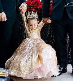 Items similar to Gold flower girl dress, great gatsby dress, gold pageant dress on Etsy Toddler Pageant Dresses, Kids Prom Dresses, Prom Dresses Long With Sleeves, Bridesmaid Dresses, Gold Flower Girl Dresses, Little Girl Dresses, Flower Girls, Gold Dress, Great Gatsby Dresses