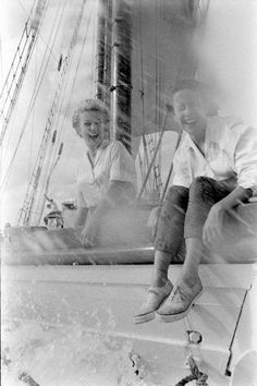 Yachting Party, 1961