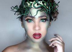 Medusa Halloween Tutorial