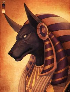Anubis: History And Mythology Of The Ancient Egyptian Jackal God<br> Anubis was represented as a jackal-headed entity associated with the rites of embalming the deceased and the related afterlife Anubis Tattoo, Egyptian Mythology, Egyptian Goddess, Ancient Egypt, Ancient History, Egyptian Anubis, Egypt Jewelry, Egypt Art, Ancient Art