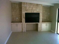 Indoor Bbq, Built In Braai, Entertainment Area, Bar Areas, Arno, Organizing Your Home, Fireplaces, Coastal, New Homes