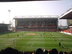 Nottingham Forest #trentend