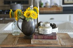 Fall Decorating Ideas {Finding Fall Home Tour} | Jeanne Oliver