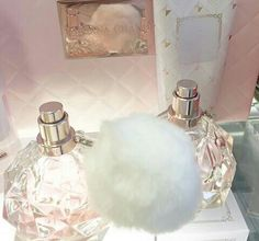 Lovely Ari by Ariana Grande perfume love so much can't wait until she has more products out in storesmoonlight~ Ari Perfume, Ariana Merch, Ariana Grande Perfume, Princess Aesthetic, Pink Aesthetic, Viva Glam, Just Girly Things, Queen, Girls Life