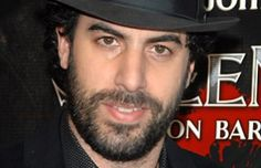 Sacha Baron Cohen Premio Comedia Brittania 2013 hace guiños a Bollywood   Cultura India
