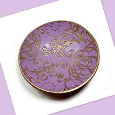 Custom Lavender Wedding Ring Holder Handmade Ring by BeadazzleMe