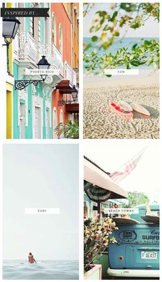 Inspired by this week: Travel, Puerto Rico