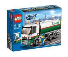 Lego City 60016 - Tanklaster » LegoShop24.de