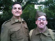 Ben Willbond and Jim Howick