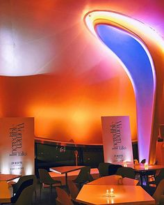 The stage is set at the Serpentine Sackler Gallery where the first #IncredibleWomenTalks is about to begin. Interviewed by Kirsty Wark tonight we celebrate incredible woman Yana Peel in the Zaha Hadid designed exhibition space. In association with #EsteeLauder  via PORTER MAGAZINE OFFICIAL INSTAGRAM - Celebrity  Fashion  Haute Couture  Advertising  Culture  Beauty  Editorial Photography  Magazine Covers  Supermodels  Runway Models