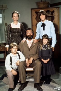 Laura Ingalls Wilder's life with her parents and three sisters as they travelled across the American West was documented in the long-running Little House on the Prairie television series. Description from pinterest.com. I searched for this on bing.com/images