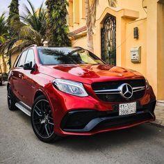 Mercedes-Benz GLE 63 AMG (Instagram @attasss)