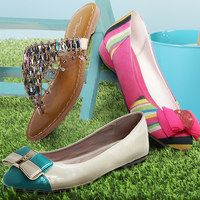 Take a look at the Passions Footwear & Heart on #zulily today!