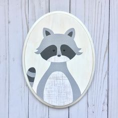 https://www.etsy.com/listing/545119805/forest-nursery-decor-raccoon-art-forest