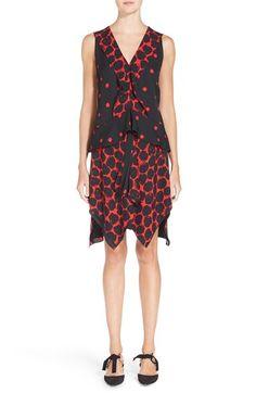 PROENZA SCHOULER Print Ruffle Dress. #proenzaschouler #cloth #