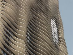 The Aqua Tower - Designed by Jeanne Gangs