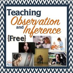 This FREE download includes a one-page lesson on observation and inference, a page of 5 pictures for an activity on observation, inference, and prediction, and a one-page handout with simple scenarios for practice making inferences.  The one-page lesson is more for grades 6 and up, but the two activities could be easily used for grades 4 and up.*****************************************************************************Be sure to check out our other Common Core Aligned products for Grades…
