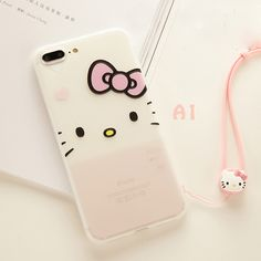 Mori Girl Iphone7 Case on Mori Girl の森ガール.Cute Kitty Cat Transparent Iphone7 Case Cartoon Frosted Mg456 Use strong metallic, feel comfortable, perfect metallic luster. Shaped into an organic whole to achieve both top piece, has perfect appearance, and has strong ability to protect