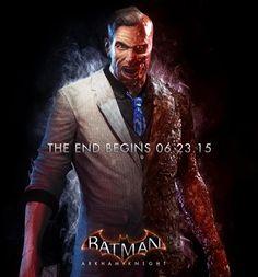 Batman Arkham Night