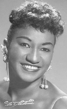Celia Cruz en los 50's