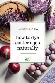 Natural dyes made from common spices, vegetables, and fruits produce beautiful pastel naturally dyed Easter eggs. It's a sustainable, frugal way to celebrate this Easter tradition!