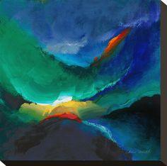 Ocean Dance I Print by Lanie Loreth at Art.com