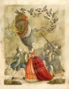 Couverture : Marie-Antoinette