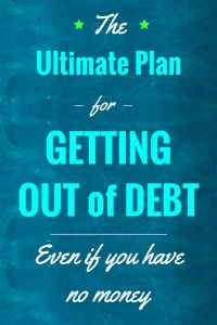 The ultimate post for getting out of debt! How to make a customized get out of debt plan even if you have no money, a low income, or bad credit. Tips for how to get out of debt faster, achieve debt…More Making A Budget, Making Ideas, Jackson, Paying Off Credit Cards, Debt Consolidation, Get Out Of Debt, Debt Payoff, Debt Free, Trinidad