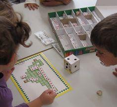 ¡¡Os voy a enseñar un juego que me encanta!! Es una versión del famoso tetris adaptada a nuestros alumnos y para jugar en equipo. Su final...
