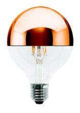 Lampada a LED Gloobo Cupola Bronzo Wireled 5W - 1