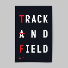 The Nike brand team have worked with Leeds-based @studio_build to create the new look and feel for its 2016 Track and Field line. Art directed by Rebecca Parker from Nike the team created an extensive graphics system which includes a typeface graphic marks patterns and bespoke numerals. See some more over on the site today. #itsnicethat by itsnicethat