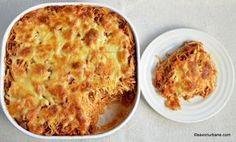 Pasta Recipes, New Recipes, Vegan Recipes, Cooking Recipes, Caesar Pasta Salads, Caesar Salad, Canned Blueberries, Vegan Scones, Gluten Free Flour Mix