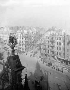 Germany And Prussia, Germany Poland, Danzig, Old Photographs, Old Photos, Krakow, City Buildings, Historical Photos, Old Town