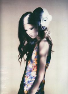 Publication: AnOther Magazine Issue: Spring/Summer 2008 Title: Mistress Of The Dark Model: Kasia Struss Photography: Paolo Roversi Diane Arbus, 54 Kg, Paolo Roversi, Top Photographers, Fashion Photography Inspiration, Man Ray, Italian Fashion, Professional Photographer, Portrait Photography