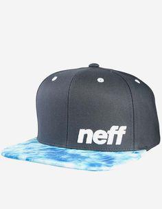 Neff - Daily Pattern Cap navy acid