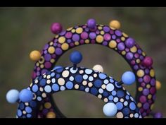 Bubble bangles | POLYMER CLAY TUTORIAL | Lucy Struncova - YouTube