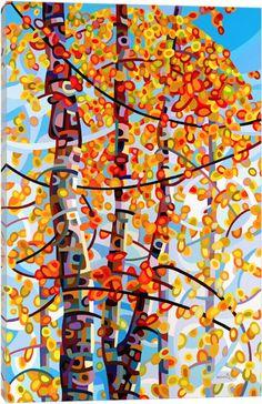 Panoply by Mandy Budan Canvas Artwork