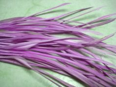 Lilac Goose Biot Feathers 10cm For Craft by HeartyArtSupplies, $6.25